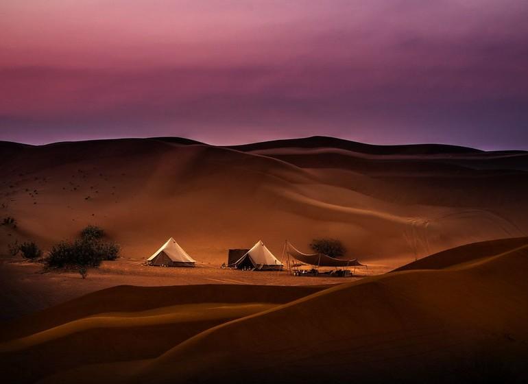 Beautés naturelles des Emirats