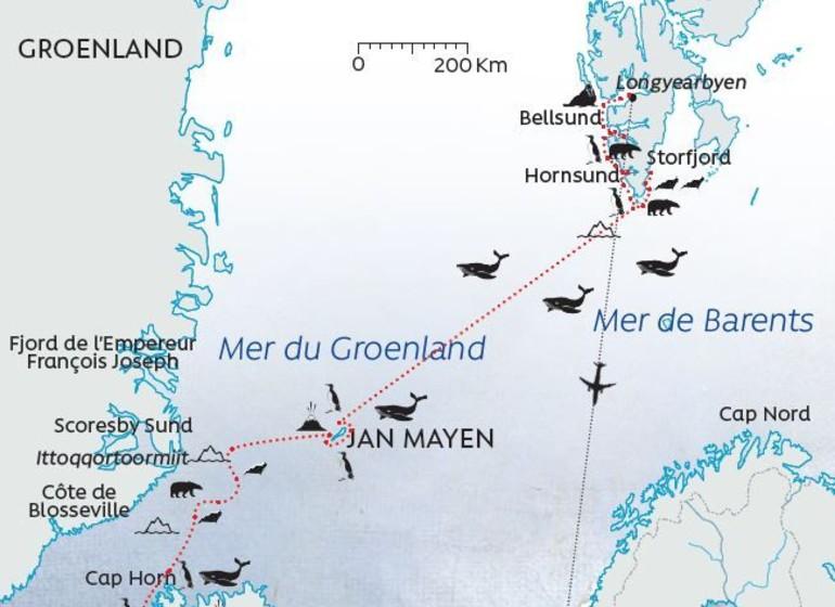 La grande route polaire
