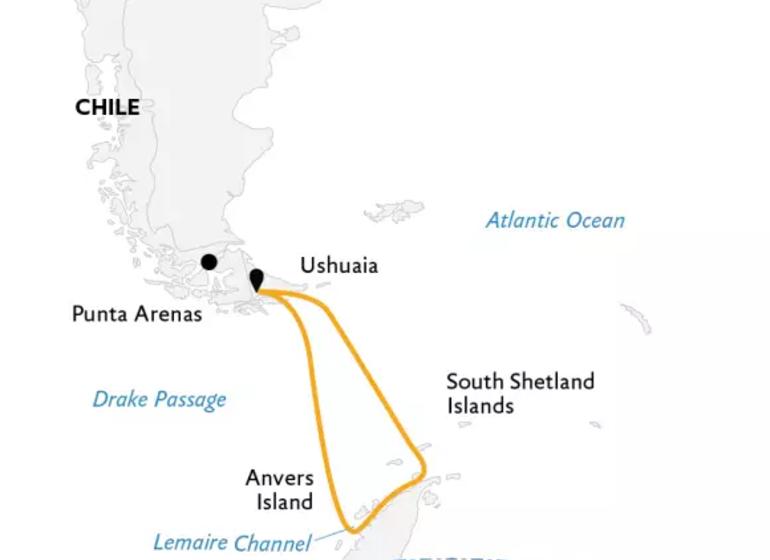 Antarctique, le septième continent