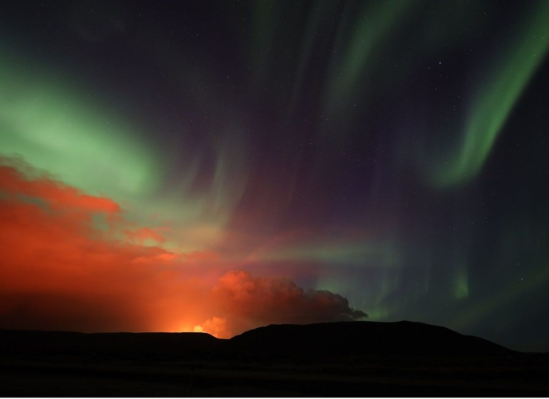 Eruptions volcaniques : cap vers l'Islande